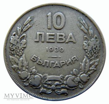 10 Lewa 1930