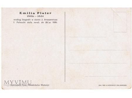 Emilia Plater.