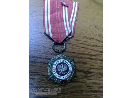 Medal SIŁY ZBROJNE W SŁUŻBIE OJCZYZNY