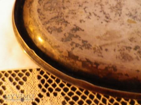 Herb Pilawa- taca srebrzona