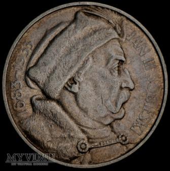 Duże zdjęcie 10 złotych 1933 Jan III Sobieski
