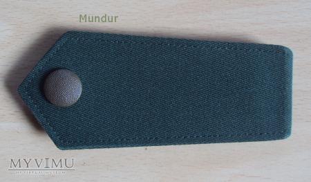 Oznaka stopnia Polizei - szeregowy