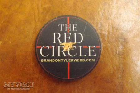 Książka the red cirlcle -Brandon Webb