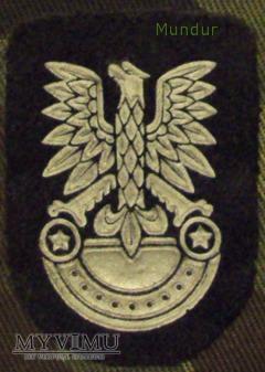 Orzełek wz.71 do beretu czarnego
