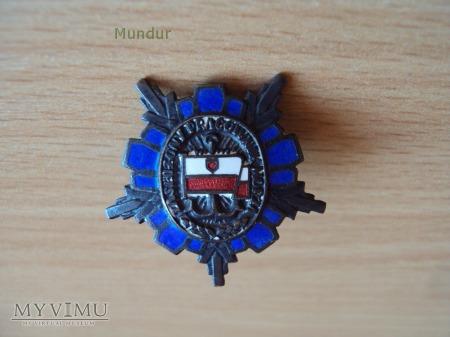 Odznaka: Zasłużony Pracownik Morza