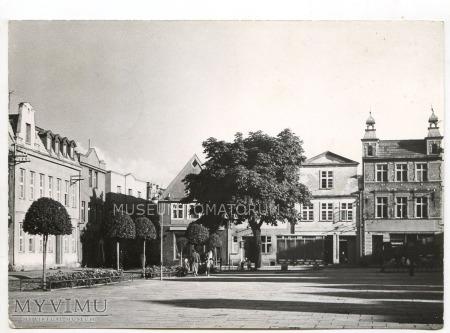Duże zdjęcie Puck - Rynek - 1969