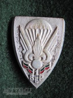 1° bataillon étranger de parachutistes- DBer.