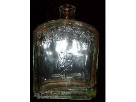 Piękna butelka z 1918 r