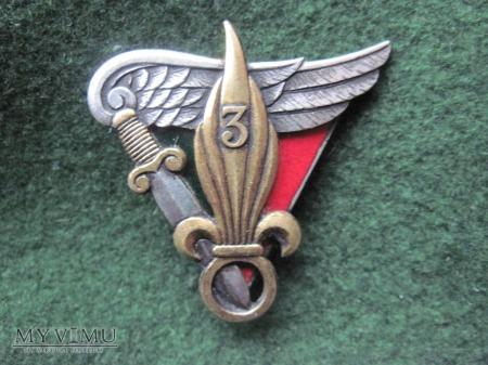 3e batalion étranger de parachutistes Dom