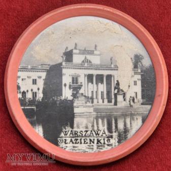 Warszawa - Łazienki