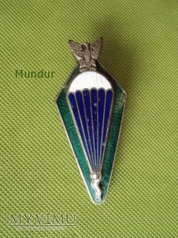 Odznaka skoczka spadochronowego