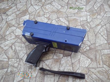 Pistoletowy radar drogowy RAPID-2KA