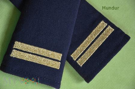 Pochewki z oznaką stopnia - mat Straży Granicznej