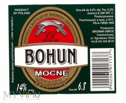 Bohun MOCNE