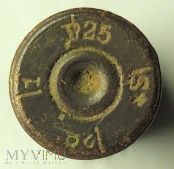 Łuska 7,92x57 P25 S* 28 1