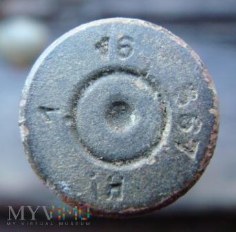 Łuska 7,92 x 57 mm Mauser 16 S67 H. 1