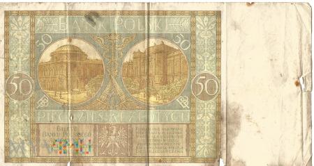 50 złotych 1929