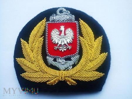 emblemat z godłem