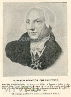 Duże zdjęcie Chreptowicz Joachim - kanclerz wielki litewski