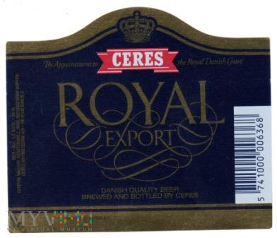 Ceres Royal Export