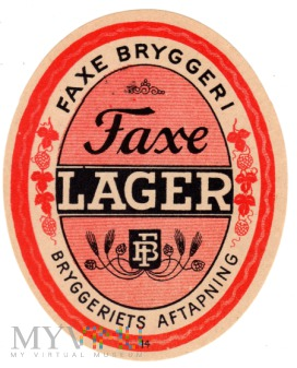 Faxe Lager