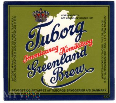 Tuborg Greenland Brew