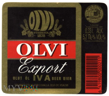 OLVI Export