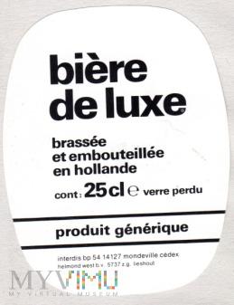 Duże zdjęcie Bière de Luxe