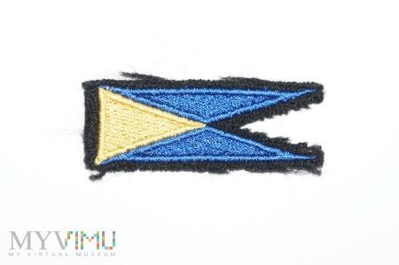 Duże zdjęcie Proporczyk 34 Brygady Kawalerii Pancernej haft (3)