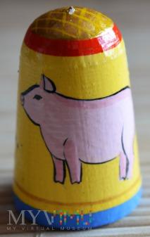 CHIŃSKI ZODIAK-świnia
