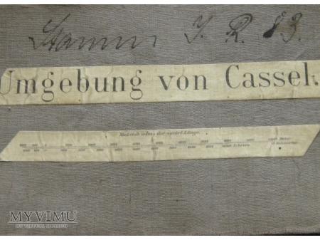 Mapa Cassel