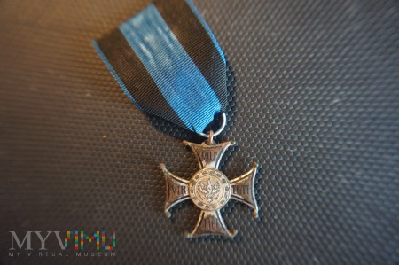 Virtuti Militari V klasy - przedwojenny