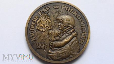 XV Lecie PSP w Polkowicach