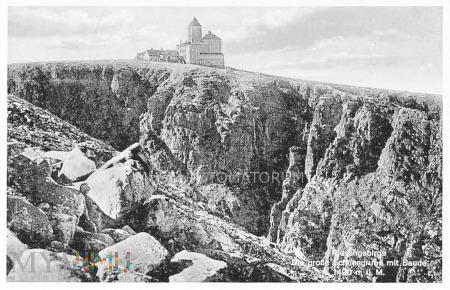 Karkonosze Śnieżne Kotły Schneegrube 1920 - 1940