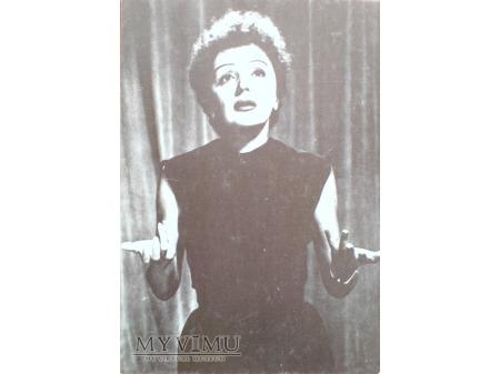 Duże zdjęcie Edith Piaf głos, który rozsadza duszę ...