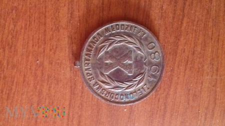 Duże zdjęcie Medal zielono górska spartakiada