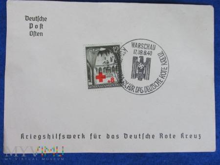 Deutsche Post Osten-karta