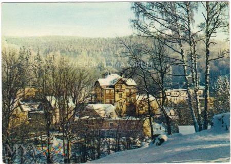 Karkonosze - Szklarska Poręba - 1969