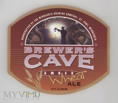 Cave, Amber Wheat Ale