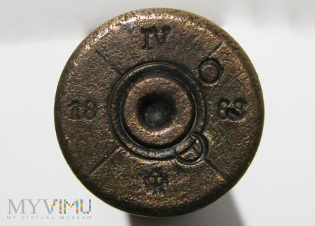 Łuska 8x50R Mannlicher M.88 [IV/18/88/GR] E