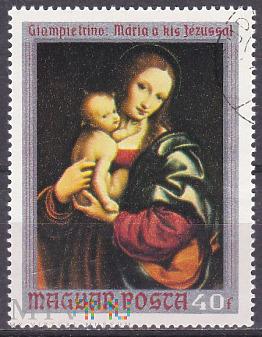 Virgin and Child by Giampietrino