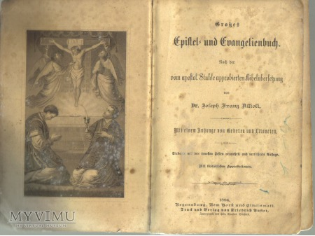 Niemiecki modlitewnik