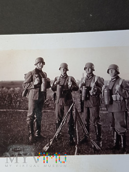 Niemcy - Fotografie z albumu - Na pamiątkę