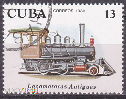 Locomotive 2-4-0