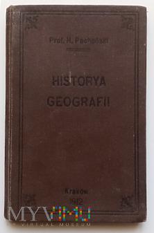 Historya geografii - Henryk Pachoński - 1912