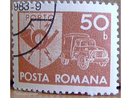 Duże zdjęcie Ciężarówka znaczek