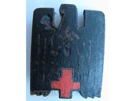Duże zdjęcie Wpinka - Czerwony Krzyż III Rzesza