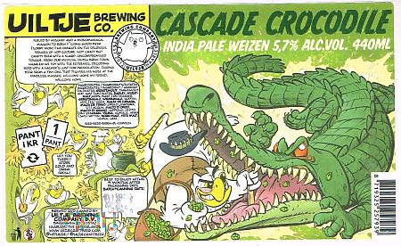 cascade crocodile