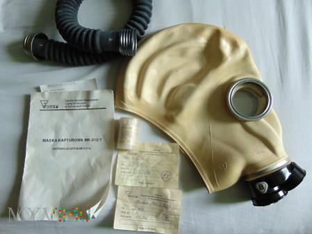 Duże zdjęcie Maska Kapturowa MK-212/1 (1995)