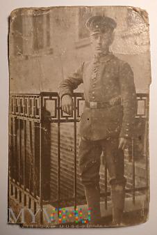 """Zdjęcie rodzinne """"Pruski żołnierz"""""""